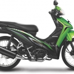 Honda Absolute Revo STD - Active Green