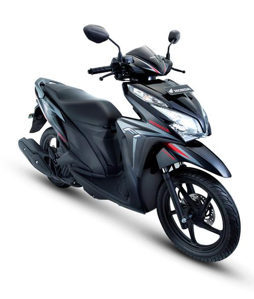 ... untuk harga cash & kredit terbaru Honda Vario Techno 125 CBS ISS