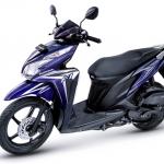 Honda Vario Techno 125 CBS ISS Blue