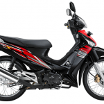 Honda Supra X 125 STD Speedy Red