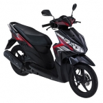 Honda Vario Techno Non CBS Orion Black
