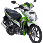 New Honda Blade Accelera Green