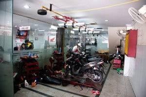 Bengkel Honda Cengkareng