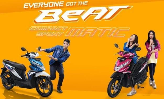 Post image for Honda BeAT