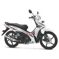 Honda Revo FI CW Cosmic WhiteRp. 14,750,000