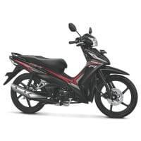 Honda Revo FI CW Quantum BlackRp. 14,750,000
