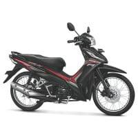 Honda Revo FI STD Quantum BlackRp. 13,850,000