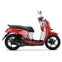 Honda Scoopy Estate RedRP. 16,250,000