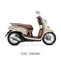 Honda Scoopy eSP Chic Cream