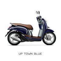 Honda Scoopy eSP Uptown Blue