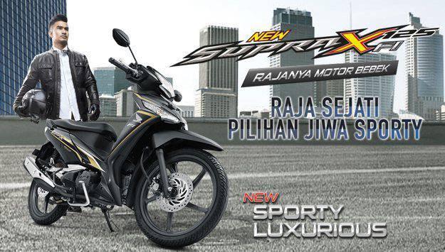 Post image for Honda Supra X 125 FI