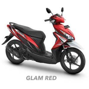Honda Vario 110 eSP Glam Red