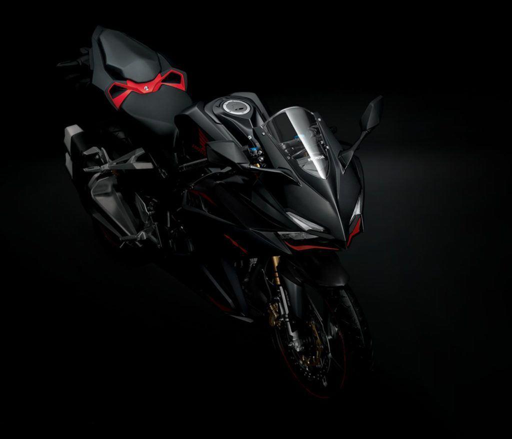 Honda CBR 250RR Overview