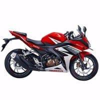 All New CBR 150R Racing Red