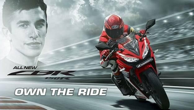 Post image for Honda All New CBR 150 R