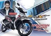 Aksesoris Resmi Honda Supra X 125