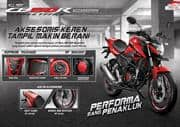 Aksesoris Resmi New Honda CB150R StreetFire