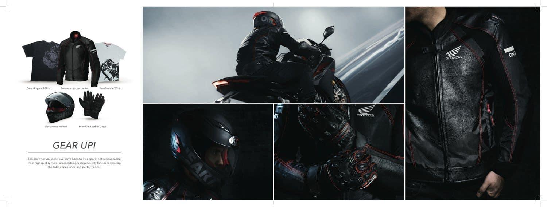 apparel helm resmi honda cbr 250rr