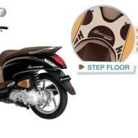 Step Floor Gold Scoopy FI