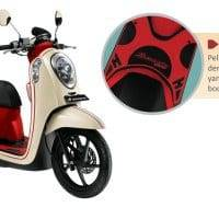 Step Floor Red Scoopy FI
