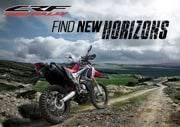 Brosur Motor Honda CRF250 Rally