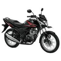 Honda Verza 150 SW Masculine Black