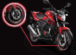 Aksesoris Resmi Motor Honda