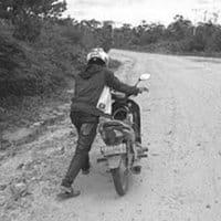 mengapa motor saya kadang mati seperti bensin telat