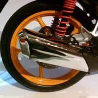 tips memelihara knalpot motor