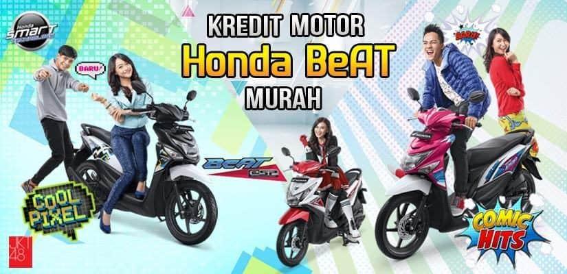 Kredit Motor Honda BeAT DP Murah