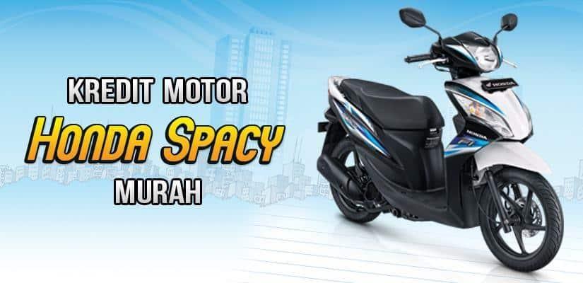 Kredit Motor Honda Spacy DP Murah