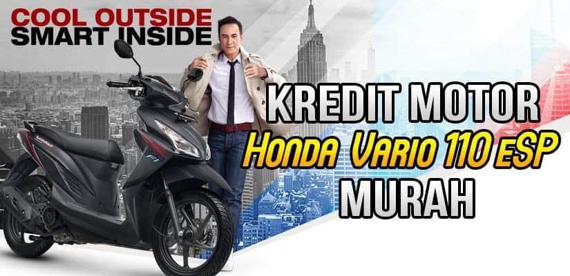 Kredit Motor Honda Vario 110 DP Murah