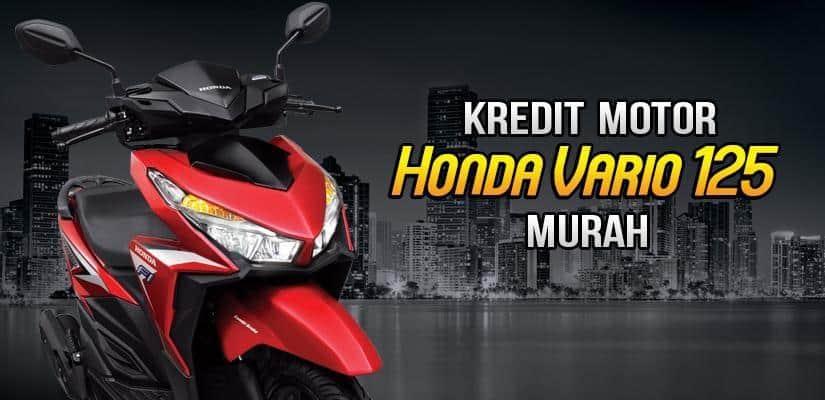 Kredit Motor Honda Vario 125 DP Murah
