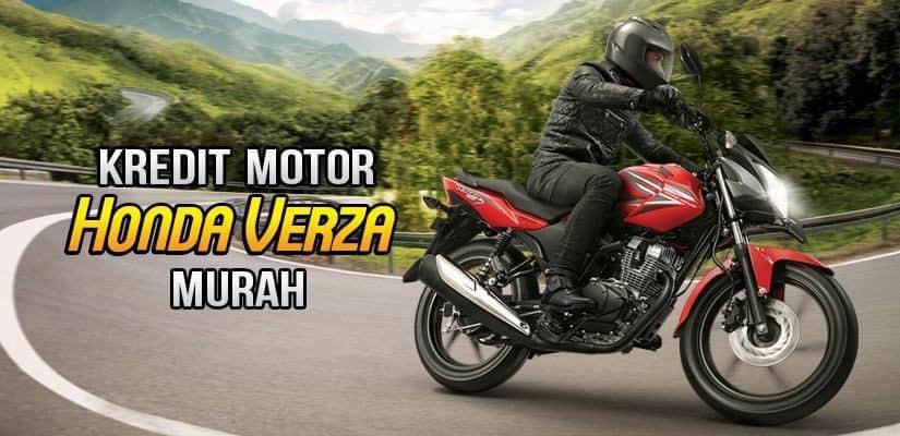 Kredit Motor Honda Verza DP Murah
