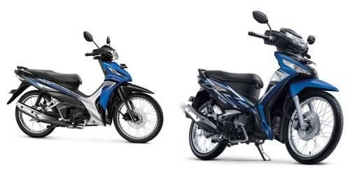 Perbedaan Desain Body Honda Revo Dan Honda Supra