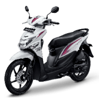 Honda BeAT Pop eSP Harmony White