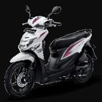 Honda BeAT Pop eSP Harmony White