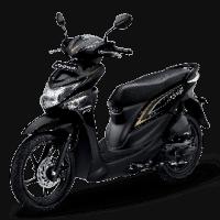 Honda BeAT Pop eSP Tone Black