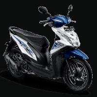 Honda BeAT eSP Funk White