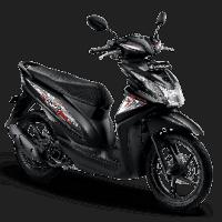 Honda BeAT eSP Hardrock Black