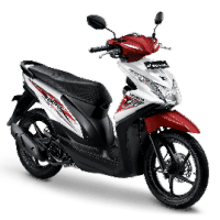 Honda BeAT eSP Techno White