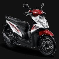 Honda BeAT eSP Techno White