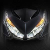 Dual Keen Eyes Honda Vario 150 eSP