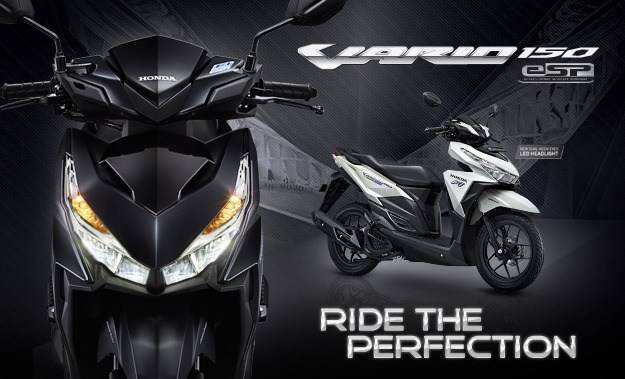 Honda Vario 150 eSP | Honda Cengkareng