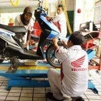 Promo Diskon Jasa Servis Motor Honda