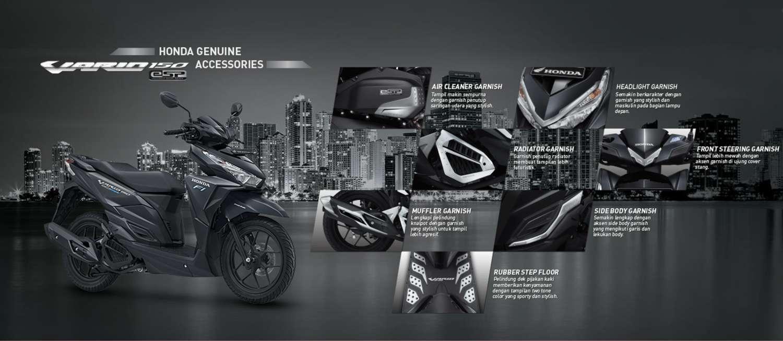 Aksesoris Honda Vario 125 eSP & Honda Vario 150 eSP K59 & K60