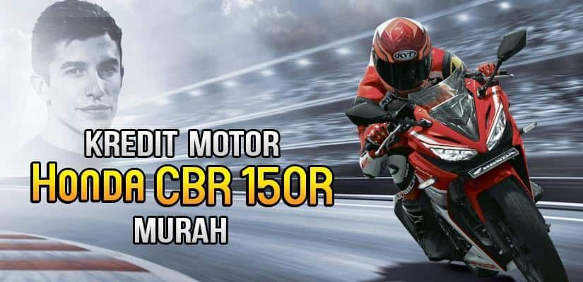 Kredit Motor Honda CBR 150R DP Murah