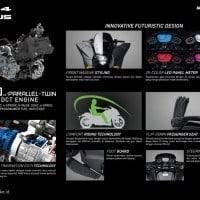 Feature Honda NM4 Vultus
