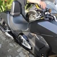 Fitur Kenyamanan Jok Belakang Honda Vultus NM4