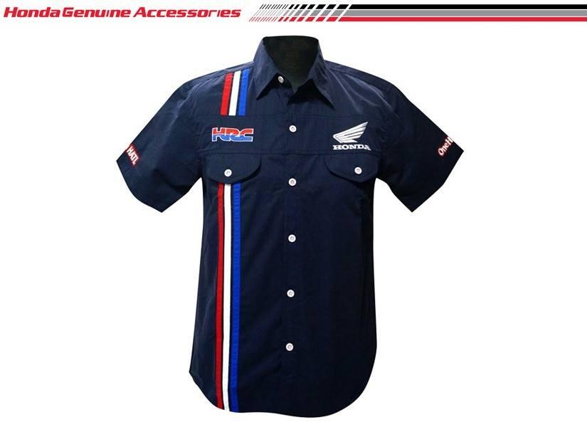 HRC Shirt Navy Blue